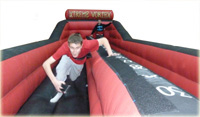 Inflatable Bungee Basketball Game