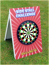 Bulleys magnetic darts game