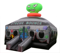 Inflatable Moon Bouncer Inflatable Castle