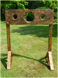 Medieval Stocks hire
